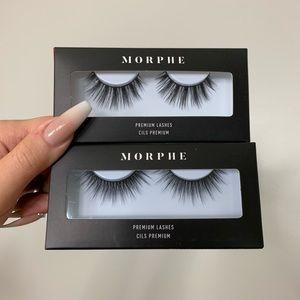 morphe daydreamer and flirt alert lashes